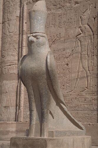 Il Dio Horus - egiziano